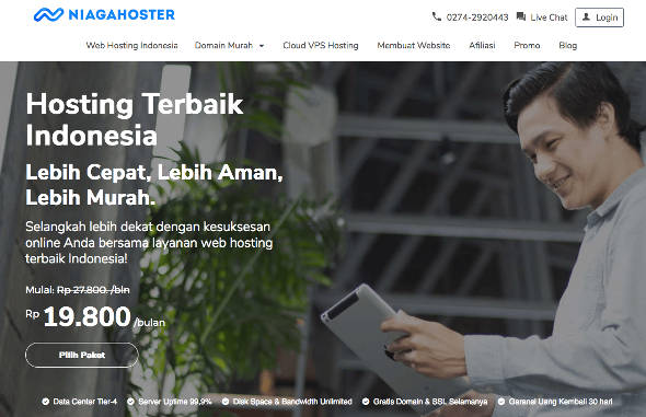 Niagahoster best cloud hosting