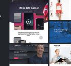 Pearl Business Theme WordPress Review 1
