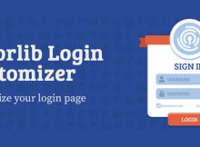 Colorlib Login Customizer cover
