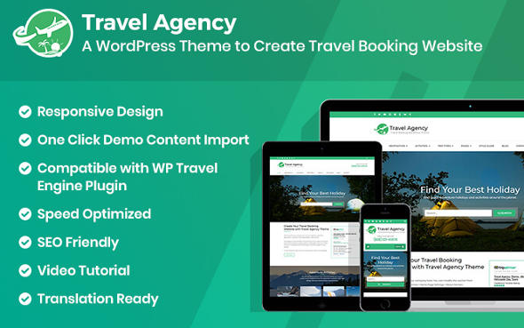 Travel Agency Feature