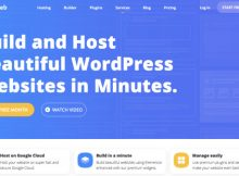 10web All in one WordPress Platform