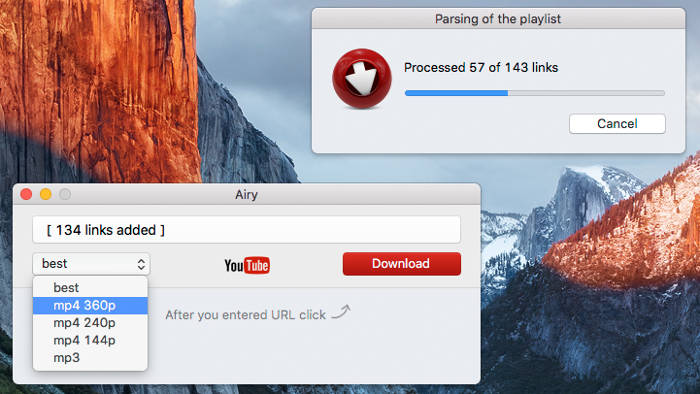 Airy YouTube Downloader 3