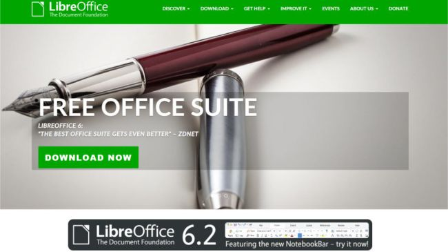 Software Open Source Gratis Terbaik Libre Office