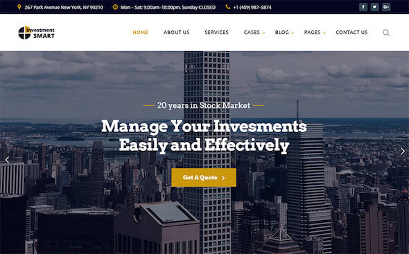 Tema Website Terbaik Real Estate