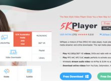 5KPlayer Video Player