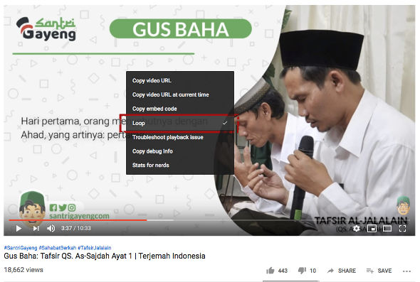 Tips dan Trik Dasar Youtube 2