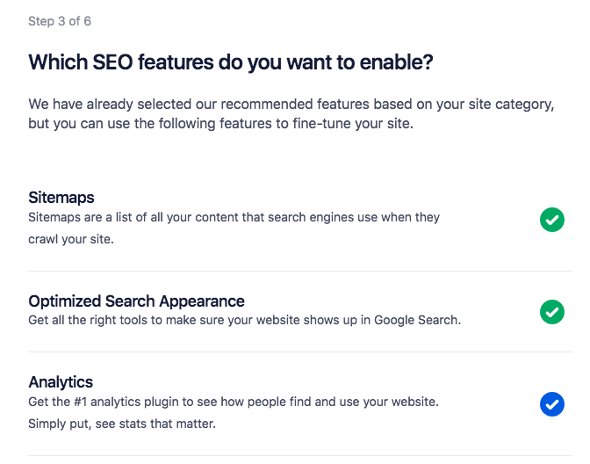 Wizard All In One SEO 3