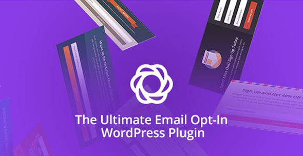 Bloom email opt-in Plugin Elegant-Themes