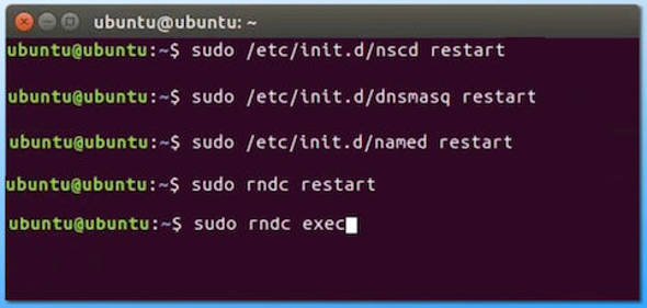 flush-dns-in-linux-commands