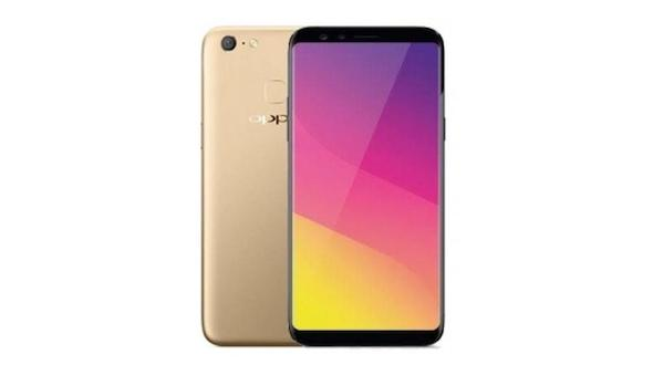 OPPO F5 HP Smartphone Android Terbaik