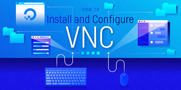 how to install and configure VNC on ubuntu