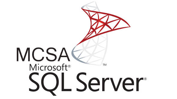 MCSA Microsoft SQL Server certified