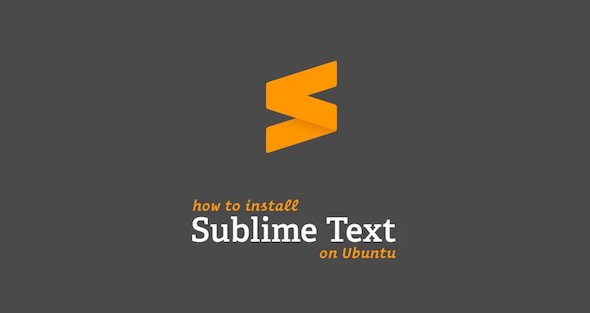 cara instal sublime text 3 ubuntu 1