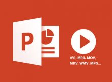 cara mengonversi powerpoint ke video