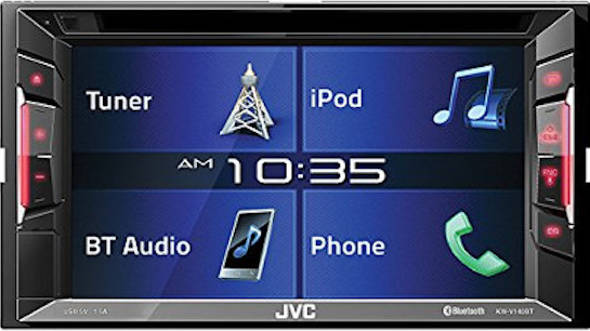 JVC KW V140BT head unit mobil murah