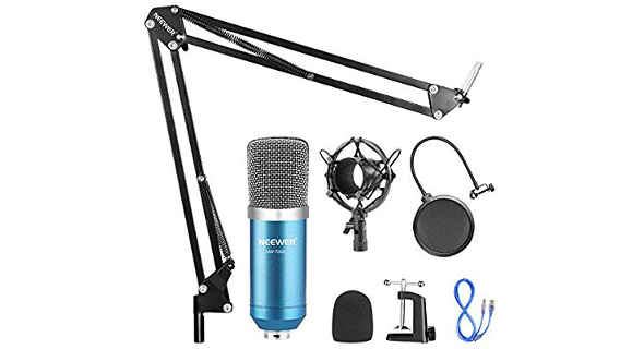 Neewer USB Microphone Blue