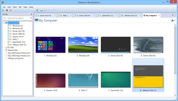 perbedaan vmware virtualbox workstation