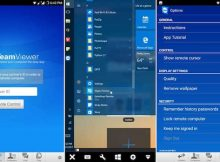 aplikasi remote control teamviewer android