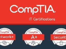 comptia certification network