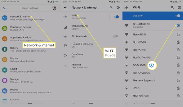 berbagi password wi fi android 2