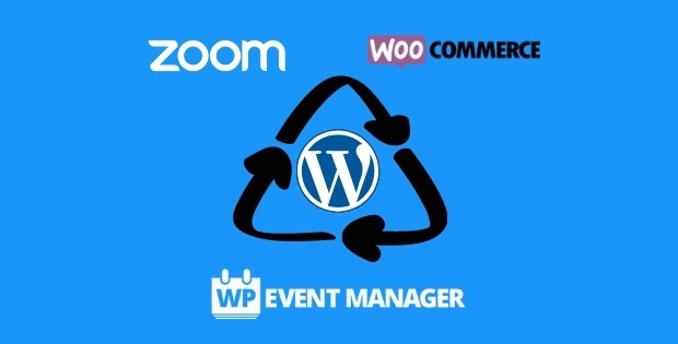 zoom woocommerce wp eventmanager