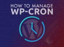 wp cron wordpress