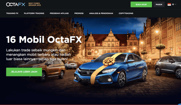 OctaFX broker forex indonesia