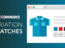 Woo Variations Swatches WooCommerce
