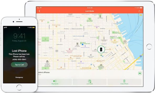 find my iphone apple